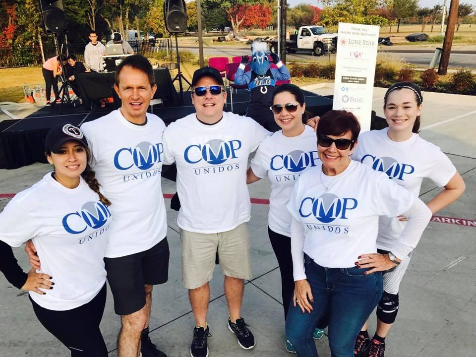 CMP  LBU Health walk