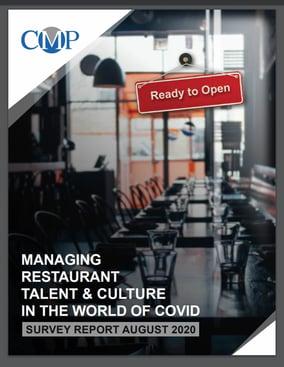 Managing Restaurant Talent Pulse Check Report